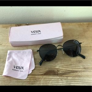 Sarah's Day Veux black sunglasses, sunnies
